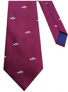 Parachute Regiment Military Tie